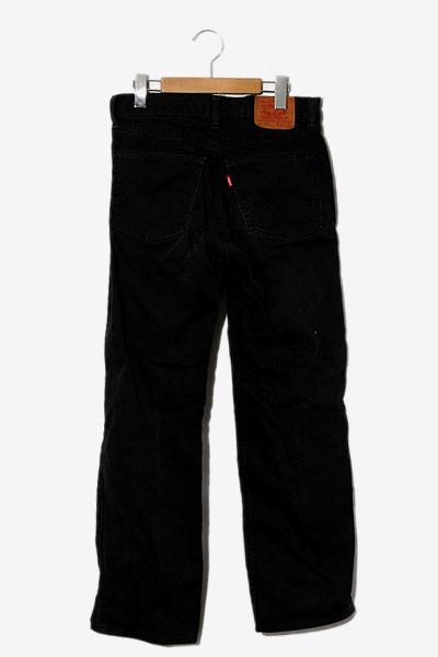 Levi's リーバイス 502 ストレート デニムパンツ ジーンズ 31 Navy 紺 /◆ メンズ