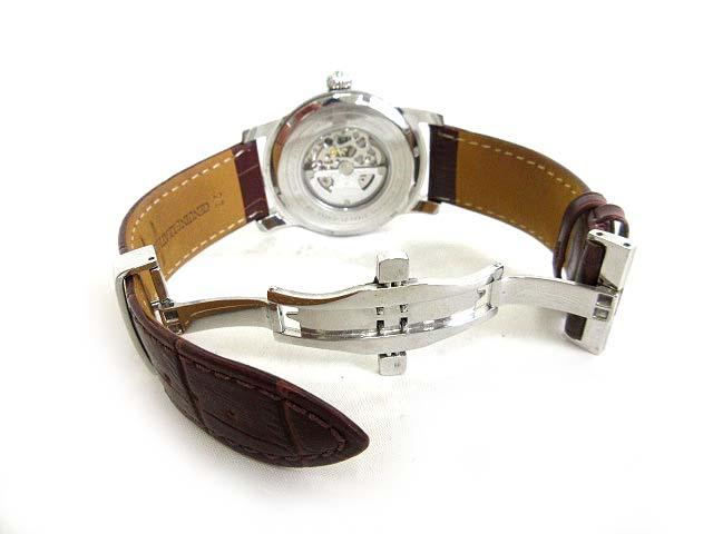 オロビアンコ OROBIANCO 腕時計 自動巻 OR-0011 白文字盤 0212