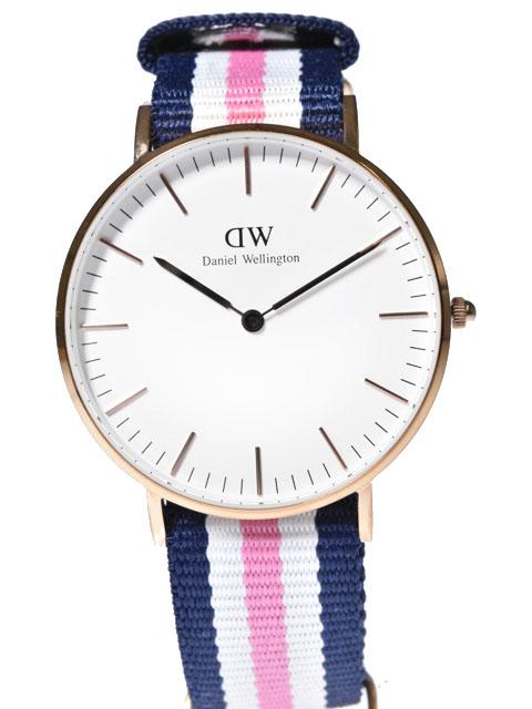 Daniel Wellington ダニエルウェリントン 腕時計 クォーツ 161105 ユニセックス