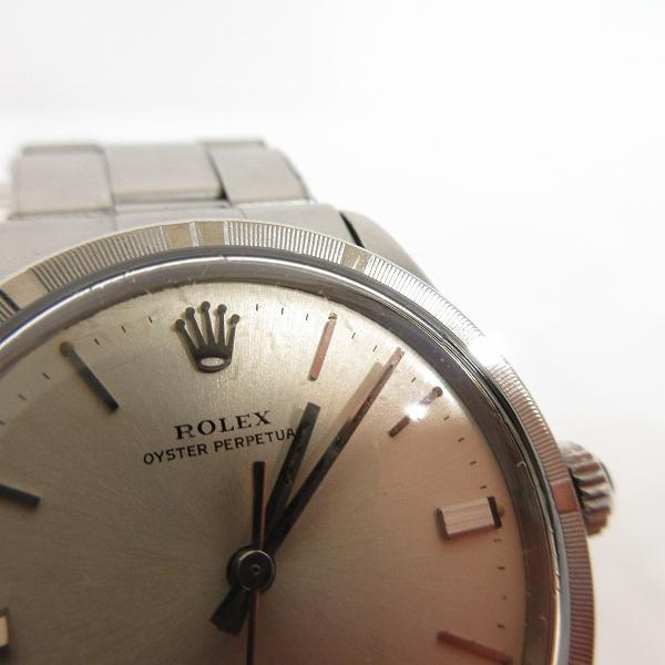 7e1a98af3f ... ロレックス ROLEX ヴィンテージ 鑑定済み 腕時計 オイスターパーペチュアル OYSTER PERPETUAL Ref.1007 アナログ  自動巻き