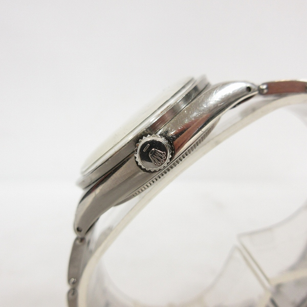 d5052b6b6b ... ロレックス ROLEX ヴィンテージ 鑑定済み 腕時計 オイスターパーペチュアル OYSTER PERPETUAL Ref.1007 アナログ  自動巻き ...