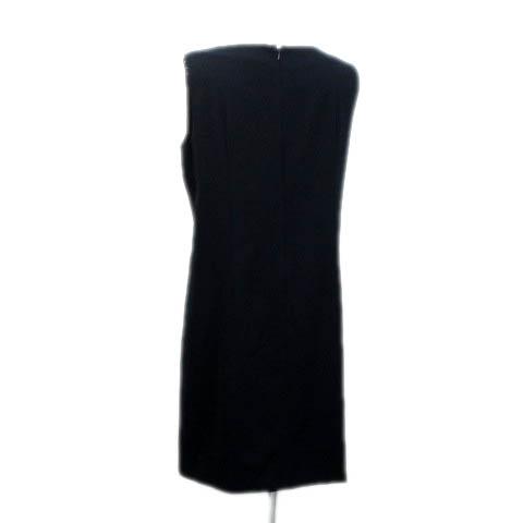 e6b1359e11250 ガール Girl ワンピース ドレス フォーマル ビジュー装飾 ノースリーブ ネイビー XL 2287-E レディース ...