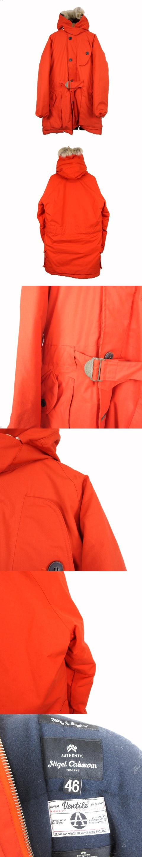 アンタークティック パーカー ダウンジャケット ブルゾン ベンタイルコットン 46 ヴィンテージオレンジ ANTARCTIC PARKA Ventile Cotton/c80