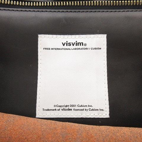 ビズビム VISVIM 14AW VEGGIE HOMER TOTE M べジー ホーマー トート ベジタブルタンニン レザー 手提げ カバン グレー 01142030030065/☆J71 メンズ
