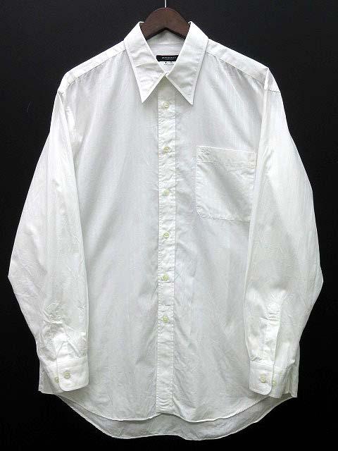 バーバリー ロンドン BURBERRY LONDON Yシャツ ワイシャツ オーダー ...