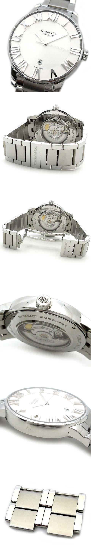 アトラス ドーム 自動巻き 腕時計 Z1810.68.10A21A00A 裏スケ SS