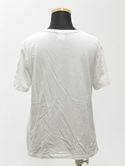 ヘルスニット healthknit × ヴィンテージピーナッツ スヌーピー プリント Tシャツ 白 ホワイト レディース