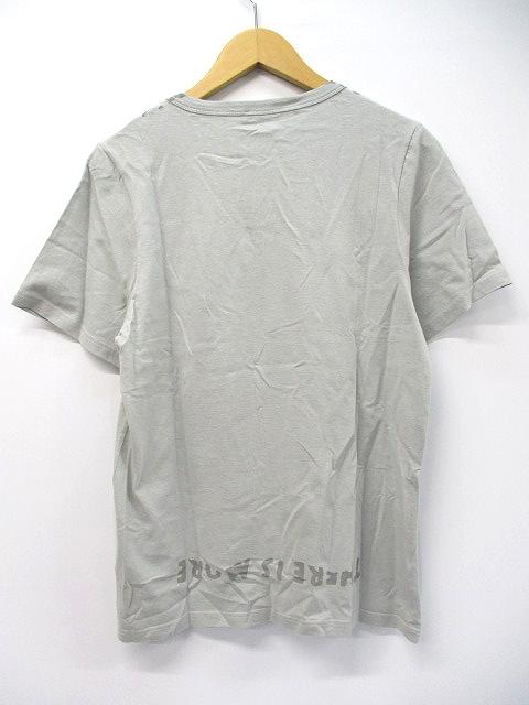 マルタンマルジェラ Martin Margiela S30GC9899 2011SS エイズTシャツ カットソー Vネック S 国内正規品 メンズ