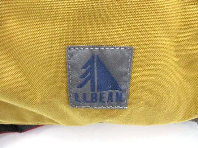エルエルビーン L.L.BEAN ビッグサイズ ナイロン キャンバス ボストンバッグ メンズ