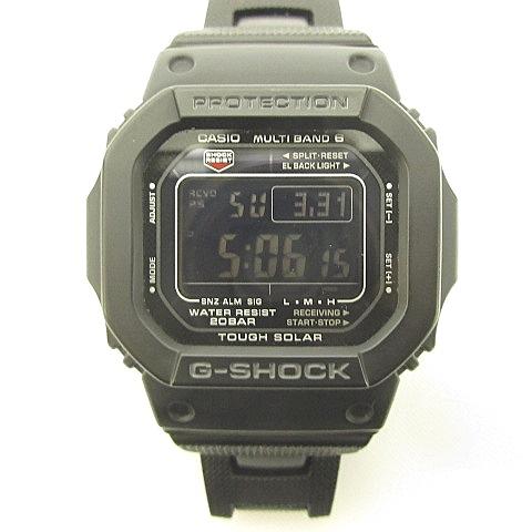 8e75fc1d02 カシオジーショック CASIO G-SHOCK GW-M5610BC-1JF ORIGIN デジタル 腕時計 ショックレジスト 黒 RU-190323  メンズ