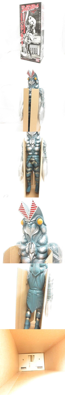 宇宙忍者 バルタン星人 ジャイアンストケール バンダイ 66cm ビッグサイズソフビ 当時物 レトロ フィギュア ■ RU-190908