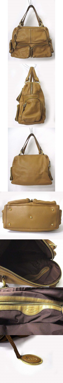 ハンドバッグ レザー キャメル キャメル バッグ 鞄 ●025