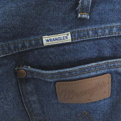 ラングラー WRANGLER WL1712 スリム デニム パンツ ジーンズ テーパード インディゴ ブルー 青 S ●VGP28 レディース