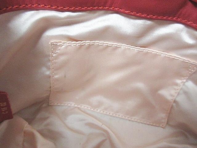 7370f3d52d93 ... レペット Repetto ミニアラベスク MINI ARABESQUE ミニハンドバッグ ショルダーバッグ 2WAY レザー 巾着型 レッド 赤