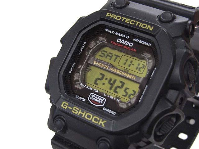 f9de8ef5db カシオジーショック CASIO G-SHOCK GX Series GXW-56-1AJF タフソーラー 電波 腕時計 黒 1113OK03s メンズ