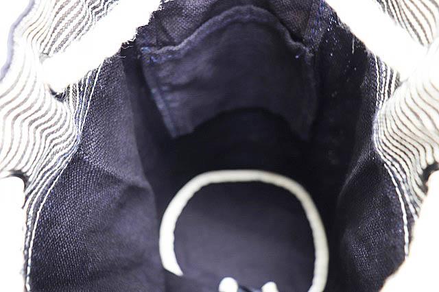 フォーティーファイブアールピーエム  45R 45rpm RUⅭK SAⅭK BAG インディゴ染め 巾着 リュック バッグ インディゴ ブランド古着ベクトル 中古 ●▲191020 0007 レディース