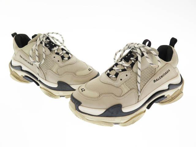 バレンシアガ BALENCIAGA Triple S Sneaker