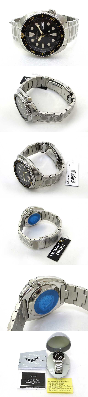 未使用 海外モデル SEIKO セイコー SRP775K1 PROSPEX プロスペック 自動巻き 腕時計 ダイバーズウォッチ 黒文字盤