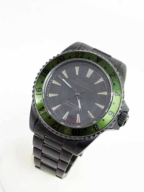 0d3ce7451c71 デラックス Deluxe DMT MASTER メンズ クオーツ 腕時計【ブランド古着ベクトル】【中古】180317