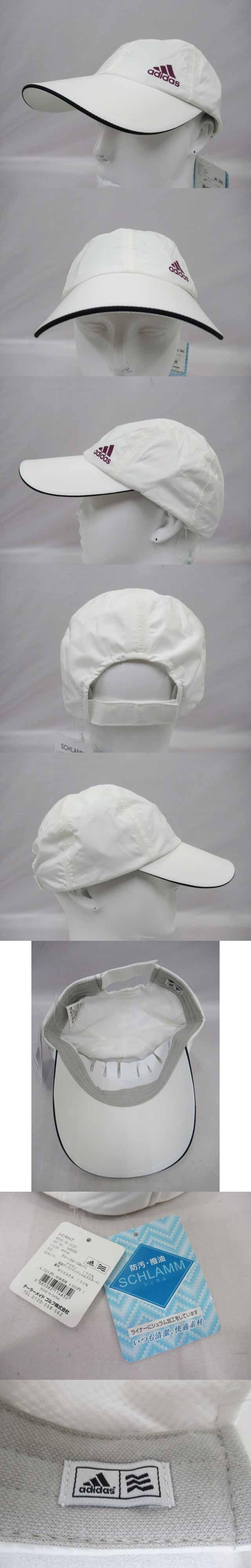 3b2f0b4a48dc3 TaylorMade Golf Logo print rain cap hat F white   brand old clothes  bektoru
