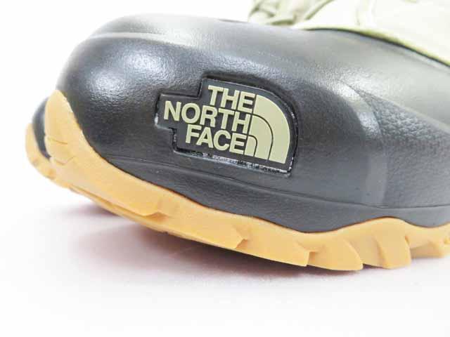 ザノースフェイス THE NORTH FACE 未使用品 SNOW SHOT 6 BOOTS スノーショット6 ウィンターブーツ 28cm NF51860【ブランド古着ベクトル】【中古】200702 メンズ