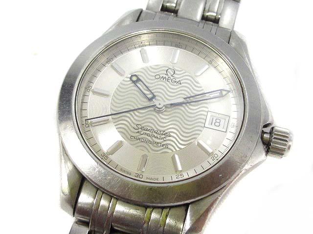 reputable site 94a52 ae101 オメガ OMEGA 腕時計 オメガ シーマスター120m クロノメーター 自動巻き 2501-31 ☆AA★ メンズ