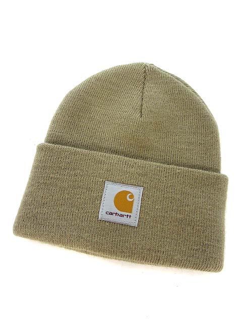 ニット 帽 carhartt ニット帽 Carhartt(カーハート)|新作を海外通販【BUYMA】