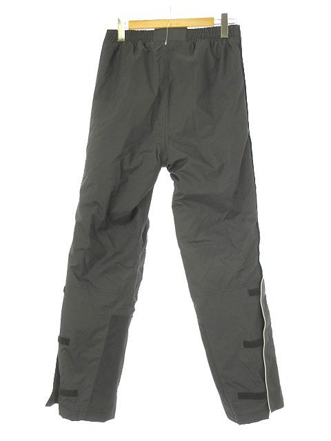 NANKAI ナンカイ 中綿 ツーリングパンツ ボトムス MB 黒 ブラック バイク オートバイ ナイロン レーシング メンズ