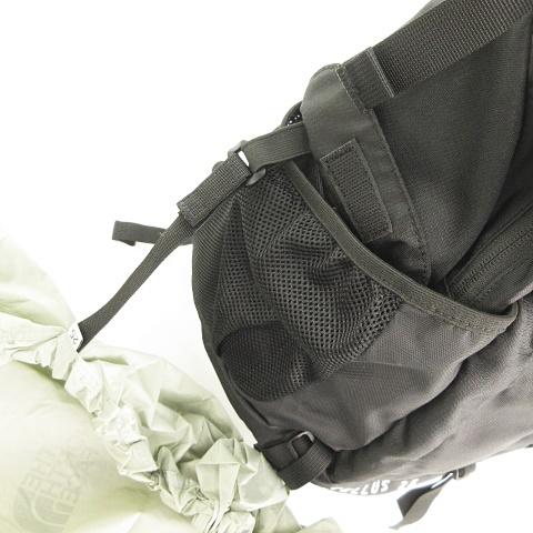 ザノースフェイス THE NORTH FACE TELLUS 25 テルス25 バックパック デイバッグ リュックサック レインカバー付き ブラック 黒 25L 国内正規品 メンズ レディース
