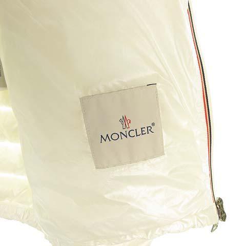モンクレール MONCLER DANIEL ダニエル ライト ダウンジャケット ブルゾン 2 ホワイト メンズ
