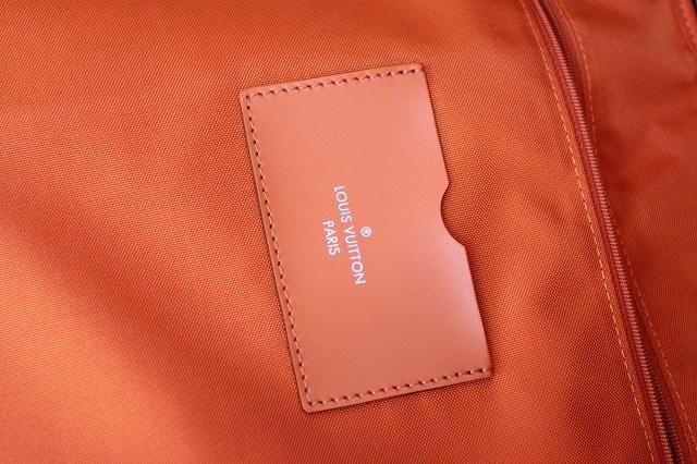 9532e0f3f2f3 ... 美品 ルイヴィトン LOUIS VUITTON キャリーバッグ ぺガス45 エピ オレンジ 旅行鞄 メンズ ...