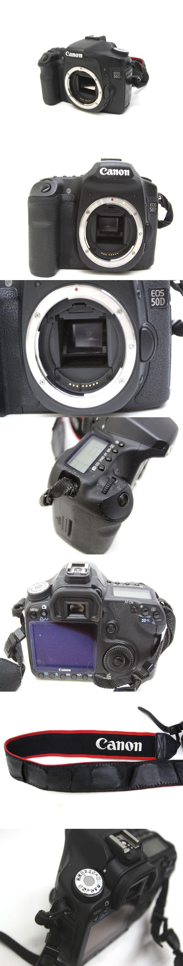 ジャンク品 デジタルカメラ デジカメ キヤノン CANON EOS 50D 本体のみ ボディのみ /Z