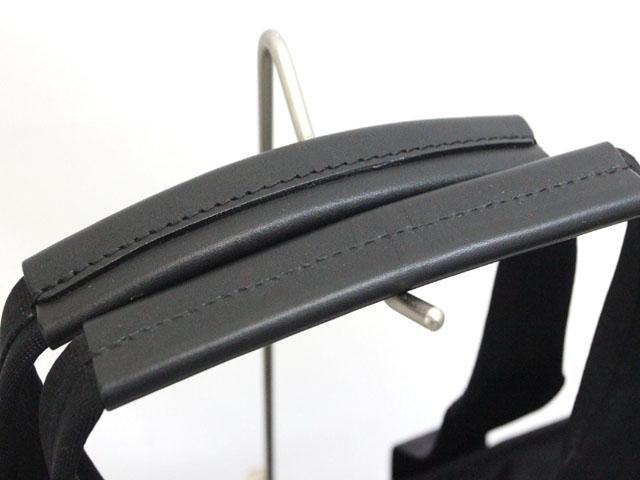 美品 エースジーン ACEGENE ビジネストート トートバッグ 多収納 黒 ブラック 鞄 /Z