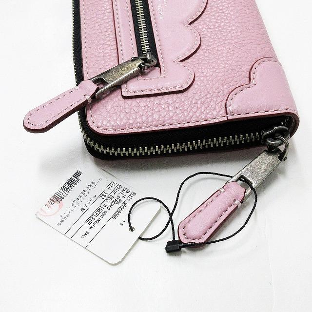 fbec77dae7ad ... 未使用品 マークジェイコブス MARC JACOBS Haze Standard Continental Wallet レザー  ラウンドファスナー 長財布