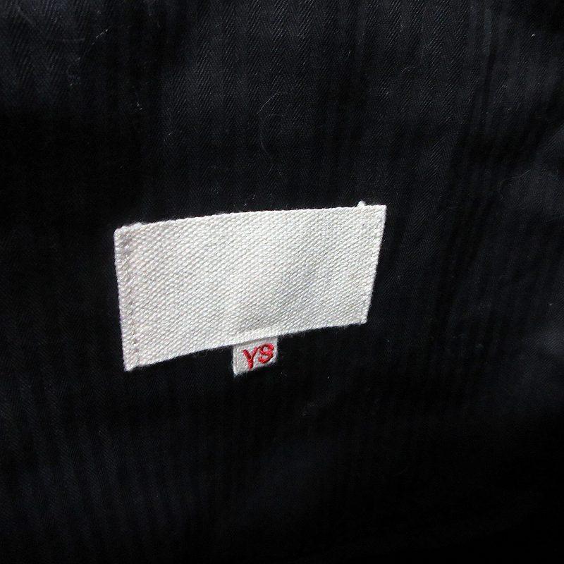 ヨーコサカモト yokosakamoto 阪本洋子 20SS オーバオール ワイド サロペット サルエル パンツ L 黒 ブラック系 日本製  レディース