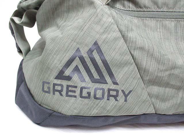 グレゴリー GREGORY スタッシュダッフル45 STASH DUFFEL 45L ボストン バッグ リュックサック カーキ ブラック ショルダー メンズ