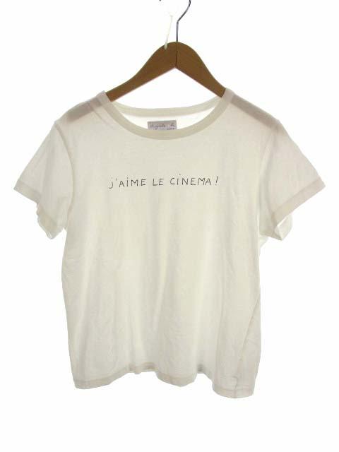 アニエスベー t シャツ
