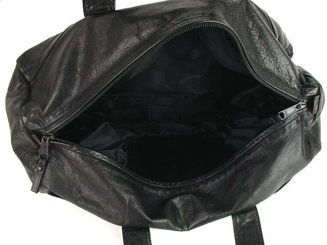 ポーター PORTER 吉田カバン ボストンバッグ 鞄 かばん NARROW ナロー S レザー 本革 116-02650 黒 ブラック  メンズ