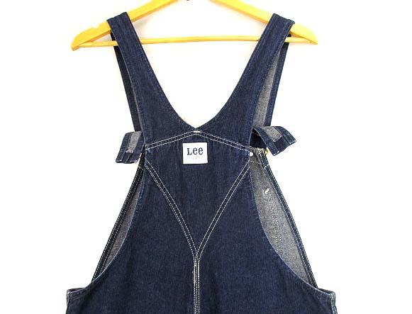 リー LEE デニム オーバーオール ジーンズ Gパン 0294 インディゴ ブルー 30×33 メンズ