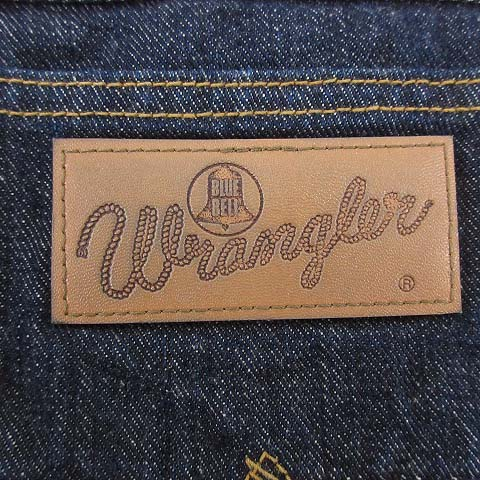 ラングラー WRANGLER ブルーベル デニム パンツ 11MWZ レプリカ 1964年復刻 セルビッジ TALON ストレート 36 ゆったりサイズ 紺 ネイビー R061003 メンズ