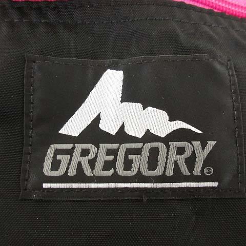 グレゴリー GREGORY ダッフルバッグ ボストン ナイロン アウトドア バイカラー ピンク 黒 ブラック NVW R062028 レディース