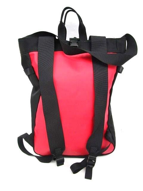 ザノースフェイス THE NORTH FACE デイパック トートバッグ 3WAY トート BC FUSE BOX TOTE NM81503 バックパック 国内正規 ナイロン A3 19L 赤 レッド 黒 ブラック IBS62 C062902 メンズ
