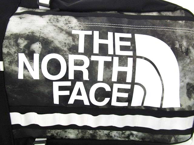 ザノースフェイス THE NORTH FACE デイパック バックパック ヒューズボックストートバッグ FUSE BOX TOTE NM81864 国内正規 カモフラ ナイロン A3 黒 ブラック グレー  IBS62 C062903 メンズ