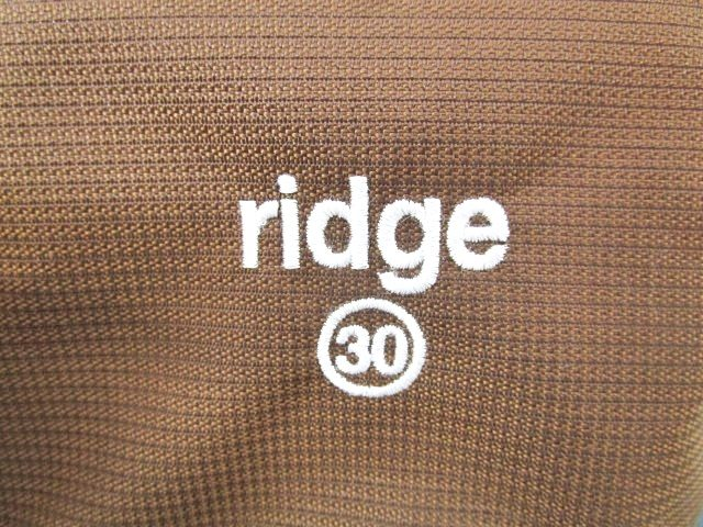 カリマー karrimor 19SS リッジ ridge 30 small リュックサック バックパック トレッキング 登山 21-30L 茶 ブラウン エスプレッソ C070217 レディース