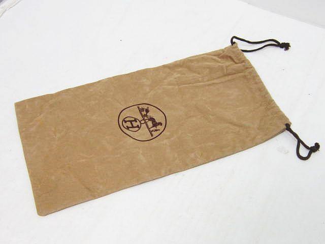 7ba477c51ff1 エルメス HERMES 保存袋 2枚セット シューズ入れ ブランドロゴ 巾着 ベージュ レディース