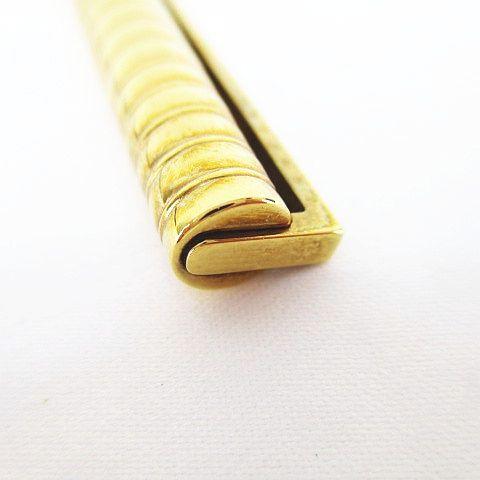 エステーデュポン S.T.DUPONT ボールペン 回転式 ゴールド系 筆記用具 文房具 小物 メンズ レディース