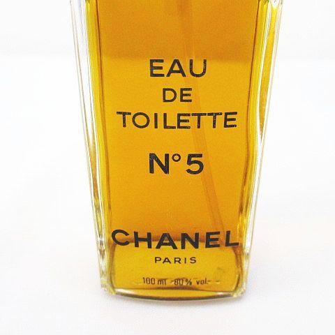 シャネル CHANEL 香水 EAU DE TOILETTE N°5 100ml EDT SP フレグランス  レディース
