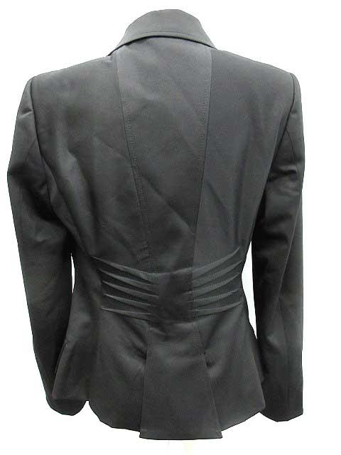 786fcf4fe27d ... グッチ GUCCI セットアップ 上下 スーツ ジャケット スカート 40 黒 /YH レディース