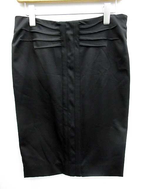 ee546feb919c ... グッチ GUCCI セットアップ 上下 スーツ ジャケット スカート 40 黒 /YH レディース ...