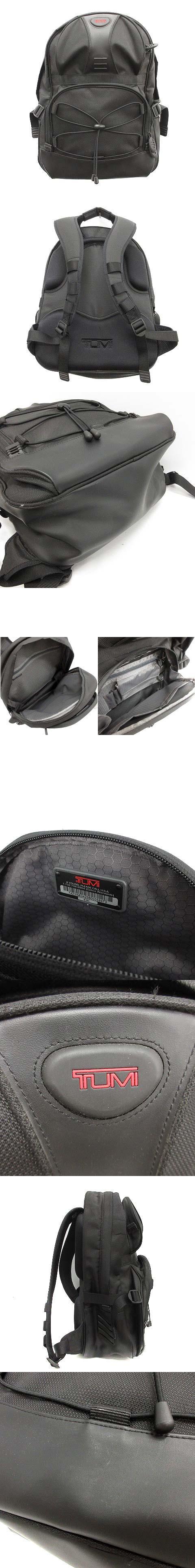 リュックサック バックパック トンプソン 黒 ブラック 515C /OG15
